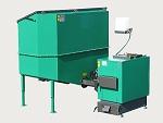 Biomassikatla komplekt AZSB ZL malmpõletiga